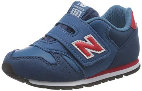 New Balance 373, Zapatillas Bebé-Niños, Azul Oscuro, 22.5 EU