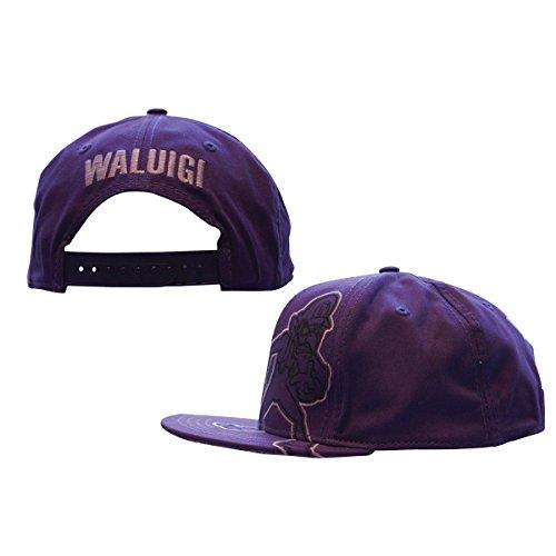 Casquette 'Super Mario Bros' - Purple Waluigi
