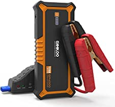 Up to 36% off GOOLOO Jump Starters and Battery Chargers