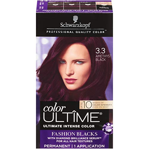 dark plum hair dye - 7