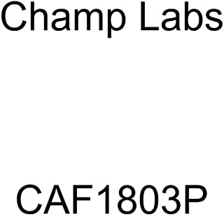 Champ Labs CAF1803P Air Filter (Cabin for Infiniti I35 (2002