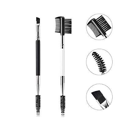 Eyebrow Brush and Comb
