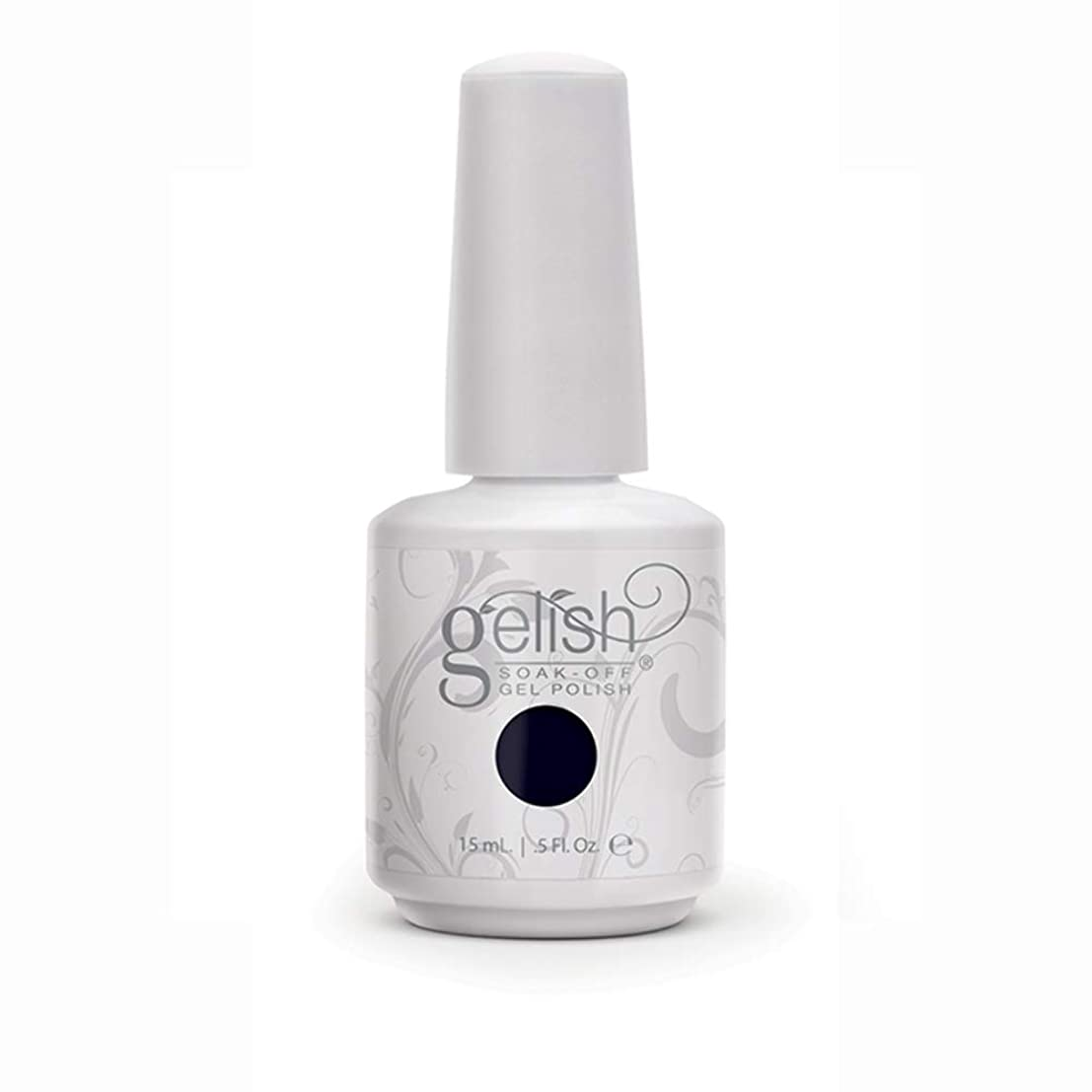 荷物ポーチ平らなHarmony Gelish Gel Polish - Lace-em Up - 0.5oz / 15ml