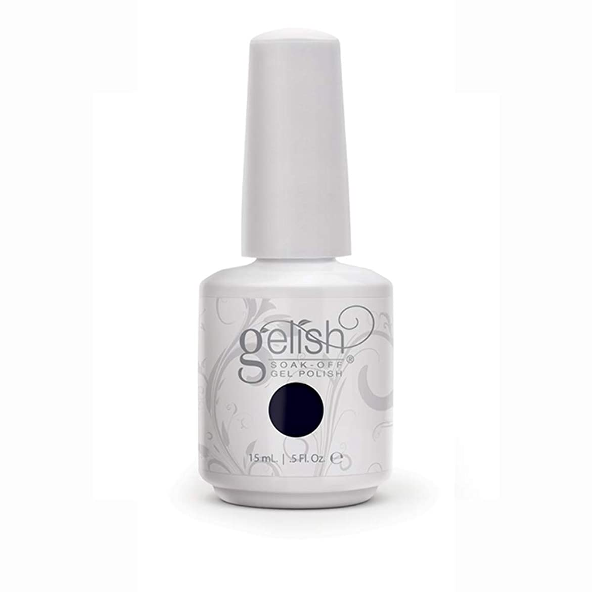 励起目に見える議会Harmony Gelish Gel Polish - Lace-em Up - 0.5oz / 15ml