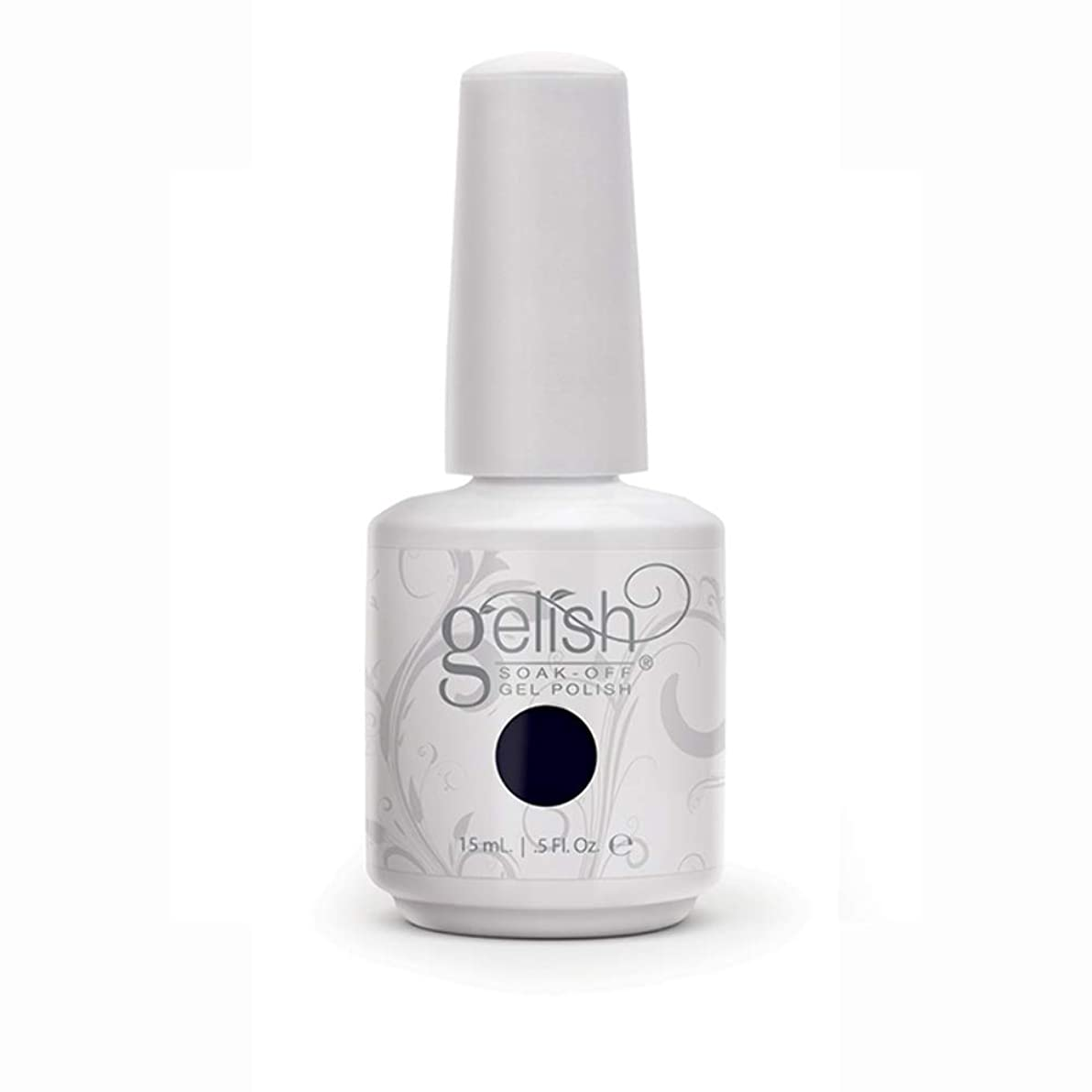 こねる聖書有効化Harmony Gelish Gel Polish - Lace-em Up - 0.5oz / 15ml