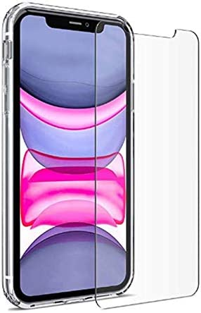 for iPhone 11 Pro Max Screen Protector Tempered Glass, [2pack] High Clear Ultra Thin Screen Protective Film Glass for iPhone Por 11 Max 6.5» iPhone Xs Max