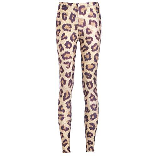 YUJIAKU Yoga broek/strak/Abdominale oefening running yoga leggings Star Digital Print Leopard Skinny Leggings