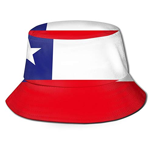 MayBlosom Fischerhüte mit Flagge, modisch, faltbar, tragbar, Unisex, für den Außenbereich, UV-Schutz