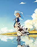 SUPERIOR POSTER - Violet Evergarden - Anime Manga Art Wall Print - TV Show Japanese High Quality - 16x20 Inches