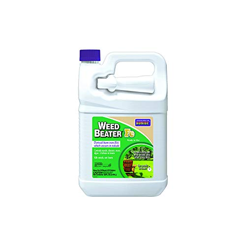 Bonide (BND322) - Weed Beater Fe, Ready to Use Weed Killer Derived from Iron (1 gal.)