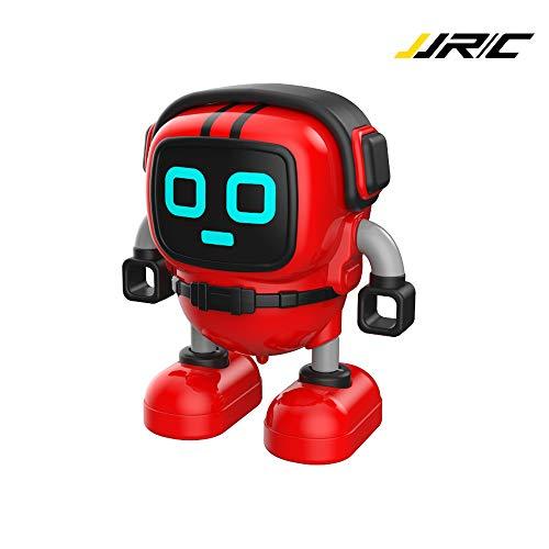 JJRC Mini Robotita Giroscopio para Niños, Peonza Giratorio Juguete Robot Desmontable, Regalo para Niños