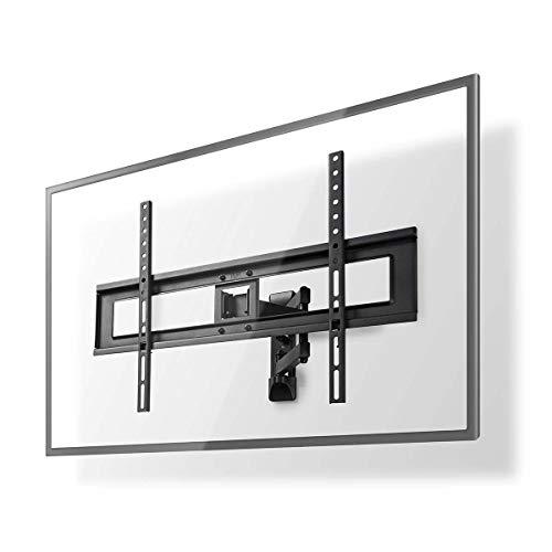 TronicXL TV Wandhalterung 37-70 Zoll zb für Hisense H65U7A H65AE6030 H65AE6400 H65AE6000 H65MEC5550 H65NEC5205 H65NEC5655 H65N6800 H65M7000 H55U7A H65MEC5555 H60NEC5605 H55NEC5205 H50AE6400 beweglich