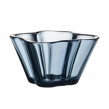 Iittala Alvar Aalto Collection Aalto Glass Bowl 75 mm, Rain