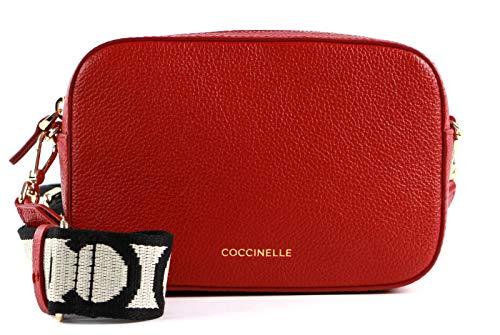 COCCINELLE Mini Bag Small Camera Bag Ruby