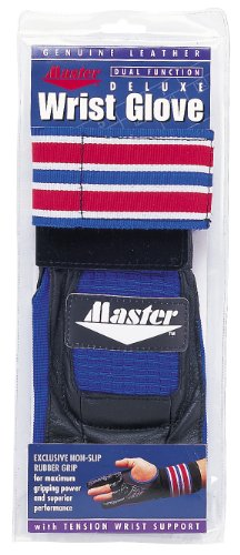 Master Industries Deluxe Wrist Glove,...
