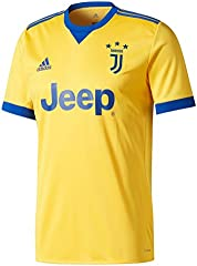 adidas Juve A JSY Camiseta 2ª Equipación Juventus FC 2015/2016, Hombre