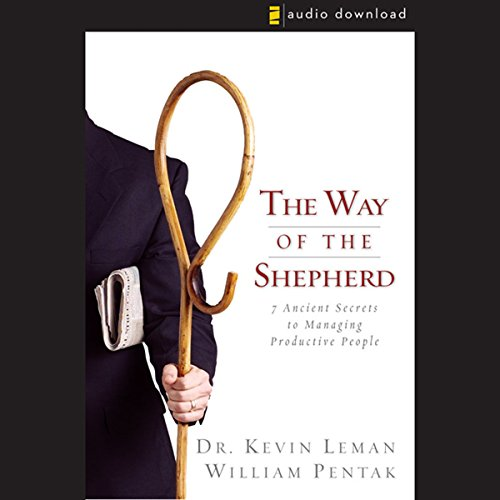 The Way of the Shepherd audiobook cover art