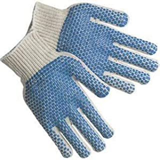 Best dotted gloves blue Reviews