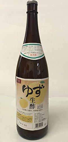 ゆず生酢1800ml (一升瓶)