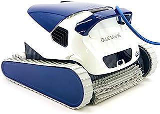 comprar comparacion Dolphin BLUE Maxi 35 - Robot automático limpiafondos para piscinas (fondo y paredes) sistema de navegación preciso Clever ...