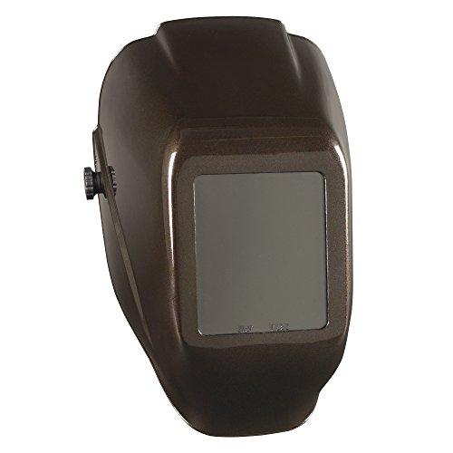 Jackson Safety W10 HLX Passive Welding Helmet (20508), Ultra-Lightweight, Heavy Metal Graphic