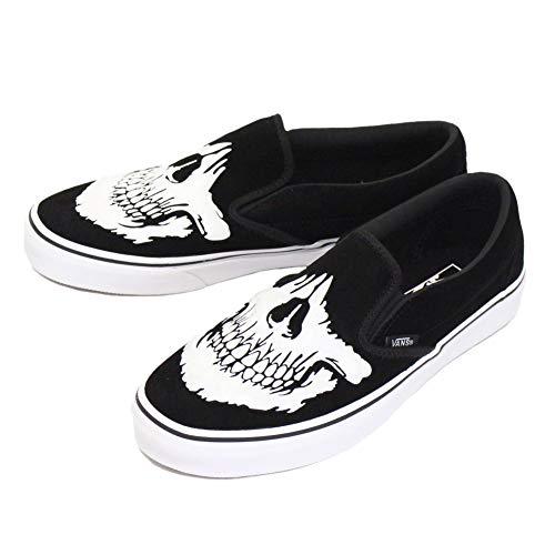 Skull Slip on Vans
