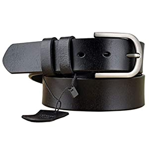 Vonsely Women Leather Waist Belt 31
