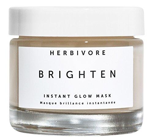 Herbivore Brighten Pineapple + Gemstone Mask