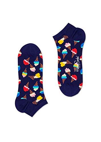 Happy Socks – Bunt gemusterte Casual Low Socken für Damen & Herren