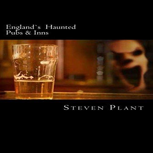 England's Haunted Pubs & Inns audiobook cover art