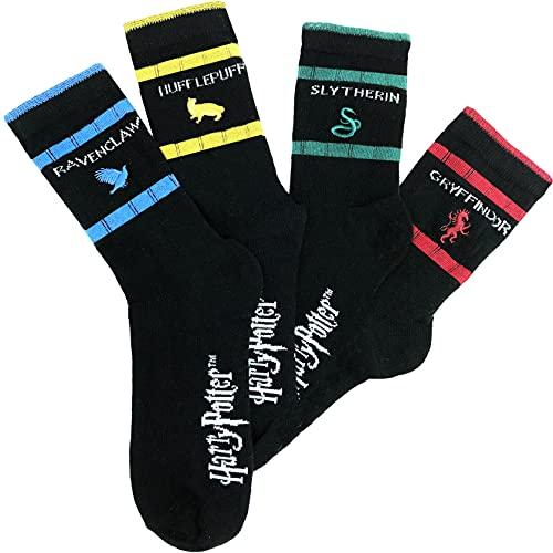 Harry Potter 4 Paar Socken Limited Edition Black House