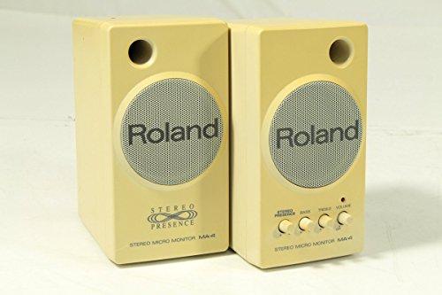 Roland / MA-4 STEREO MICRO MONITOR [パワードモニタースピーカー]