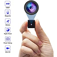 PELDA Home Secruity Portable HD 1080P Spy Hidden Camera