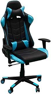 Regalos Miguel - Sillas Gaming - Silla DXR - Azul Celeste - Envío Desde España