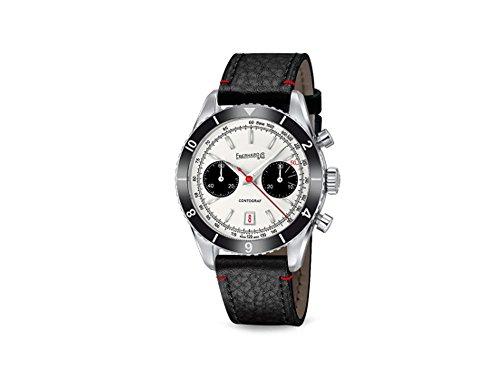 Eberhard Contograf Automatik Uhr, ETA 7750, 42mm, Chronograph, 31069.2