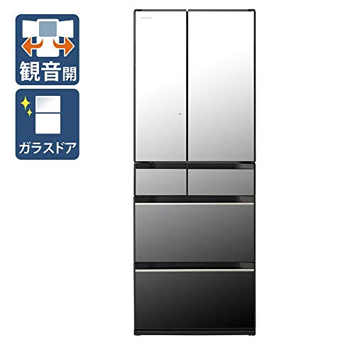HITACHI(日立)『まんなか冷凍(R-HX60N)』