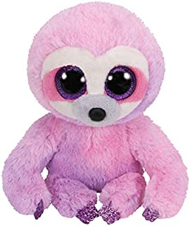 Ty - Beanie Boos - Dreamy Purple Sloth /toys