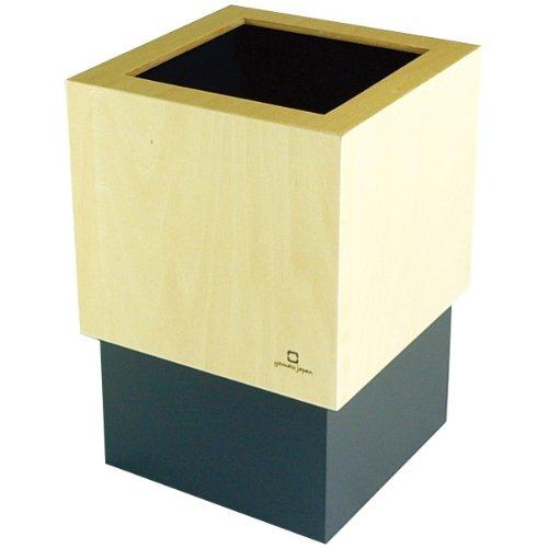 W CUBE ダストボックス DUSTBOX 紺色 YK06-012Db