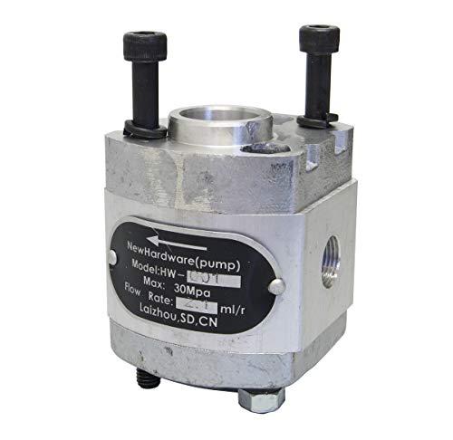 LESCHA ATIKA Ersatzteil | Ölpumpe Hydraulikpumpe für Holzspalter ASP 6 N/ASP 6-1050 / ASP 8 N/SPL 6 / SPL 6 TP/SPL 8