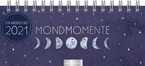 Mini-Tischkalender Mondmomente 2021