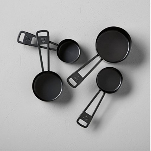 Measuring Cup Set 4pc - Black - Hearth & Hand with Magnolia