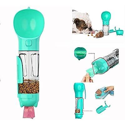 Amazon - 35% Off on Multifunctional Dog Water Bottle Portable Pet Travel Water Bottle