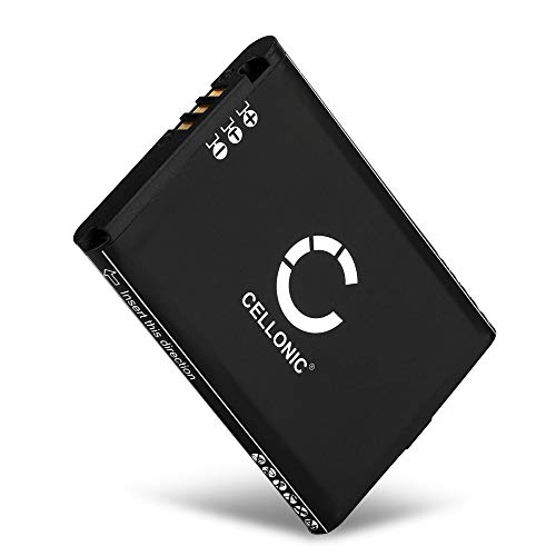 CELLONIC® Batería de Repuesto KTR-003 para Nintendo New 3DS, 1200mAh, Accu de Larga duración