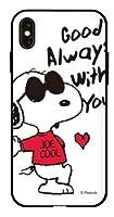 Snoopy Slim Mirror Card Case (iPhone11, Joe Cool)