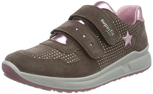 Superfit M dchen Merida Sneaker, Lila Rosa 8500, 30 EU