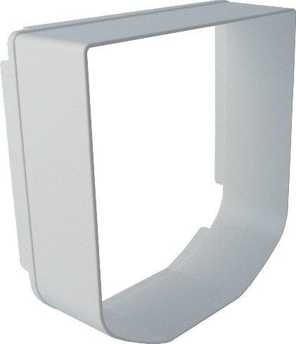 SureFlap - Estensore del tunnel di ingresso e uscita per gatti, Bianco