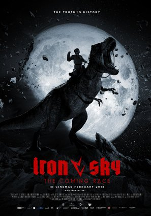 Import Posters Iron Sky : The Coming Race – German Movie Wall Poster Print - 30CM X 43CM