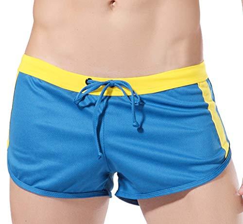 Bienvenu Men's Draw-String Sports Athletic Shorts