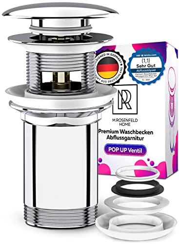 M. ROSENFELD Premium Waschbecken Bild