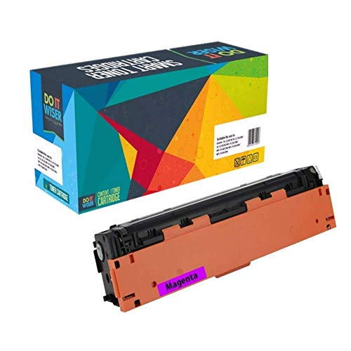 Do it Wiser Compatible Toner Cartridge for HP 201X HP CF400X CF403X CF402X CF401X for HP Color Laserjet Pro MFP M277dw M252dw MFP M277n M252n - High Yield 5 Pack Photo #4